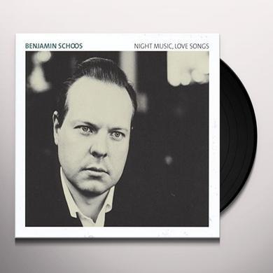 Benjamin Schoos NIGHT MUSIC LOVE SONGS Vinyl Record