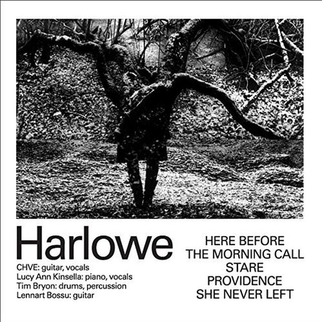 HARLOWE Vinyl Record - 10 Inch Single, UK Import