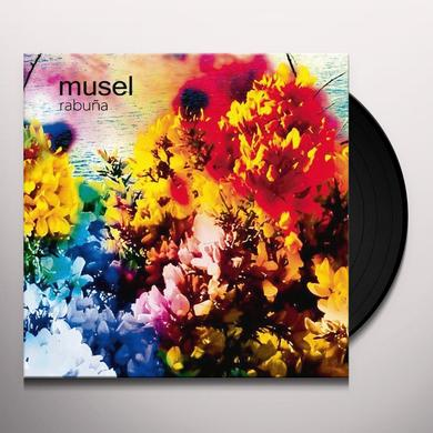 MUSEL RABUNA Vinyl Record - 10 Inch Single, UK Import