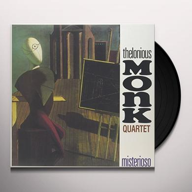 Thelonious Monk MISTERIOSO Vinyl Record - UK Import