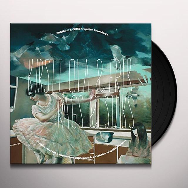 KIRSTI / OLA / ERIK RAGS & SILKS Vinyl Record
