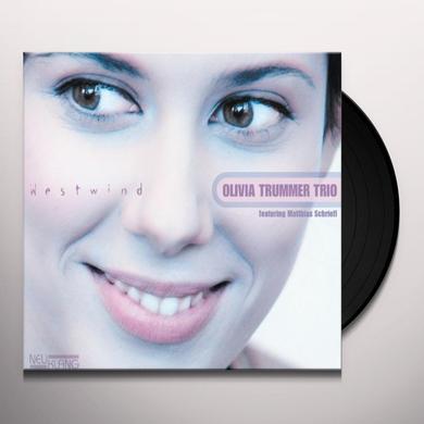Olivia Trio Trummer WESTWIND - FEAT. MATTHIAS SCHRIEFL Vinyl Record - UK Import