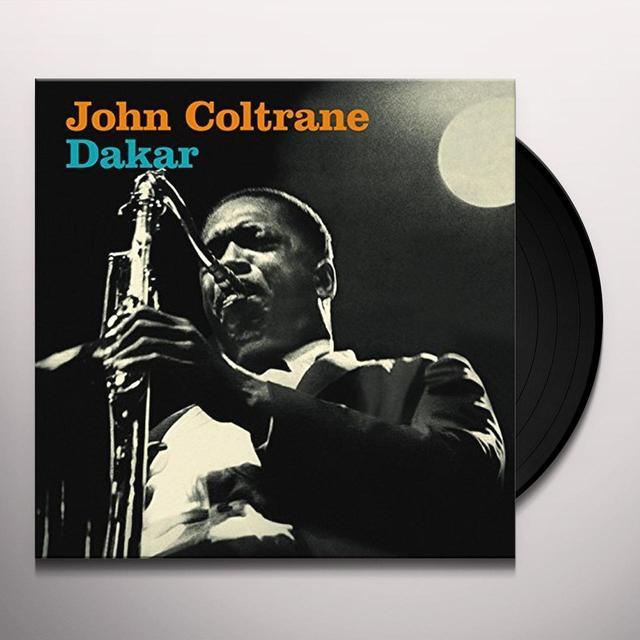 John Coltrane DAKAR Vinyl Record