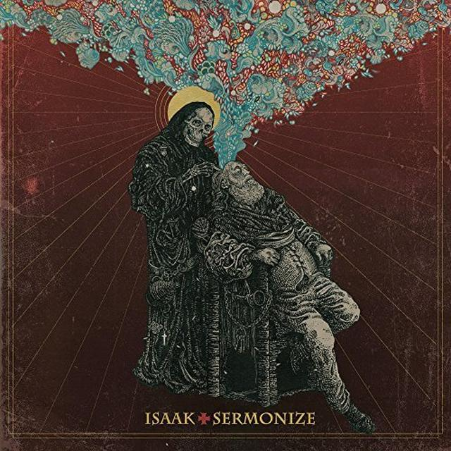 Isaak SERMONIZE Vinyl Record - UK Import