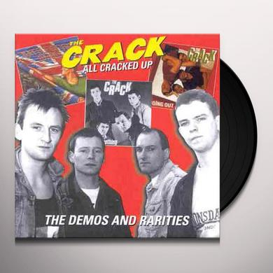 ALL CRACKED UP: DEMOS & RARITIES Vinyl Record