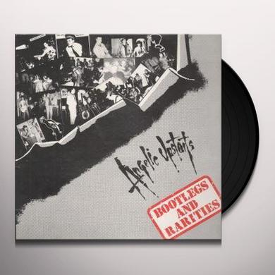 Angelic Upstarts BOOTLEGS & RARITIES Vinyl Record