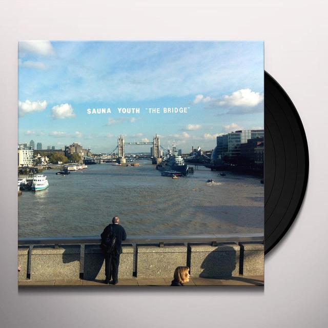 Sauna Youth BRIDGE Vinyl Record - UK Import