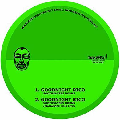 SOOTHSAYERS HORNS GOODNIGHT RICO Vinyl Record