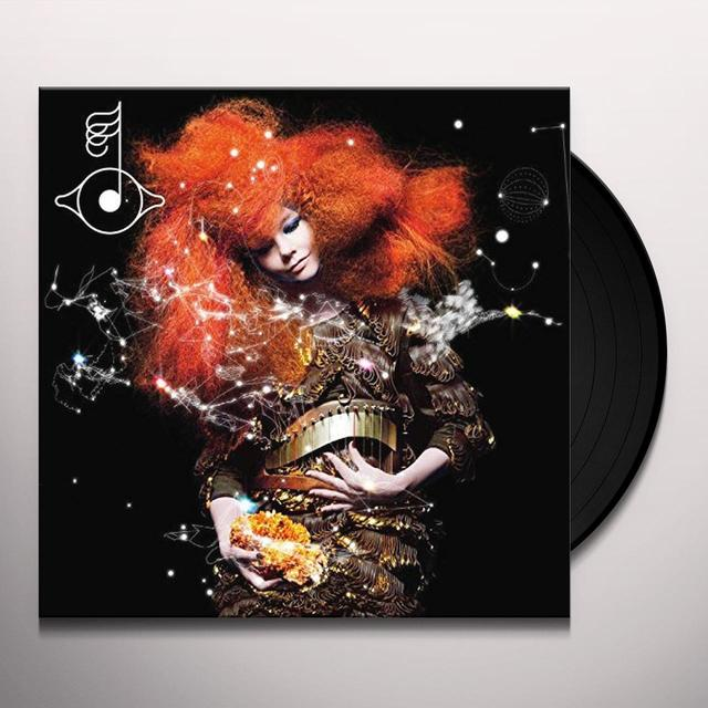 Bjork BIOPHILIA Vinyl Record - Holland Import