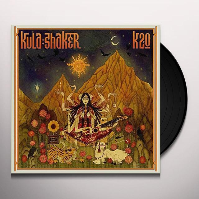 Kula Shaker K2.0 Vinyl Record - UK Import