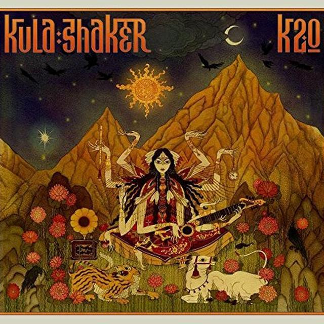Kula Shaker K2.0 Vinyl Record - UK Release