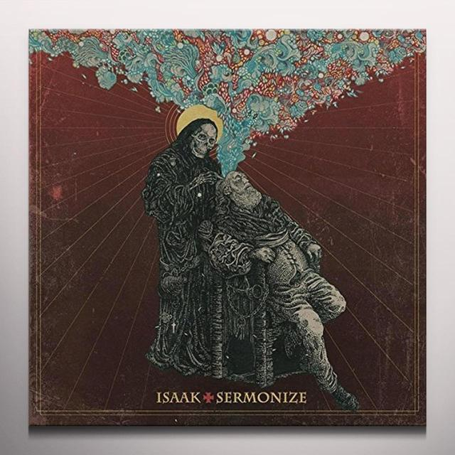 Isaak SERMONIZE Vinyl Record