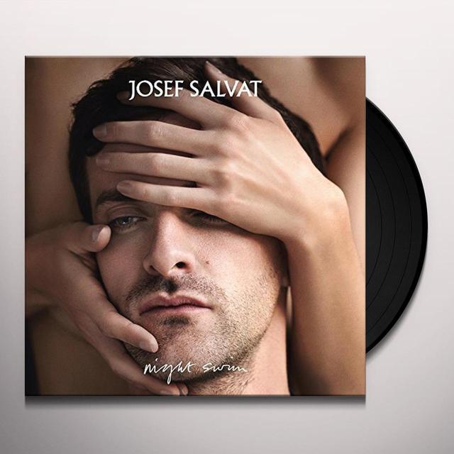 Josef Salvat NIGHT SWIM Vinyl Record - Holland Import