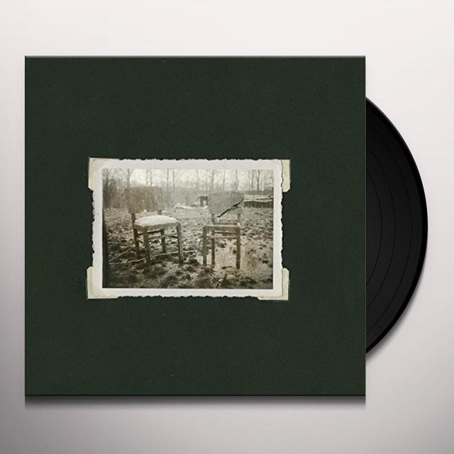 Chve / Nate Hall SPLIT 7 Vinyl Record