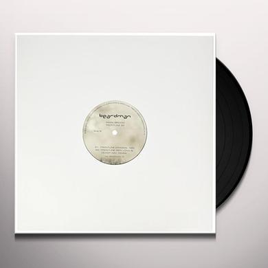 Mark Broom FRONTLINE EP Vinyl Record - UK Import