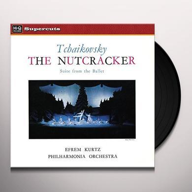 Efrem Kurtz & Philharmonia Orchestra TCHAIKOVSKY THE NUTCRACKER SUITE FROM THE BALLET Vinyl Record