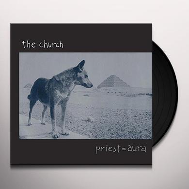 The Church PRIEST = AURA Vinyl Record - 180 Gram Pressing