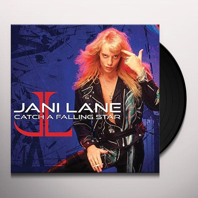 Jani Lane CATCH A FALLING STAR Vinyl Record