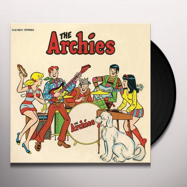 THE ARCHIES Vinyl Record
