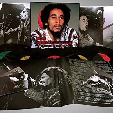 Bob Marley ULTIMATE WAILERS BOX Vinyl Record