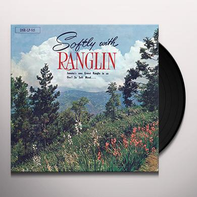 Ernest Ranglin SOFTLY WITH RANGLIN Vinyl Record