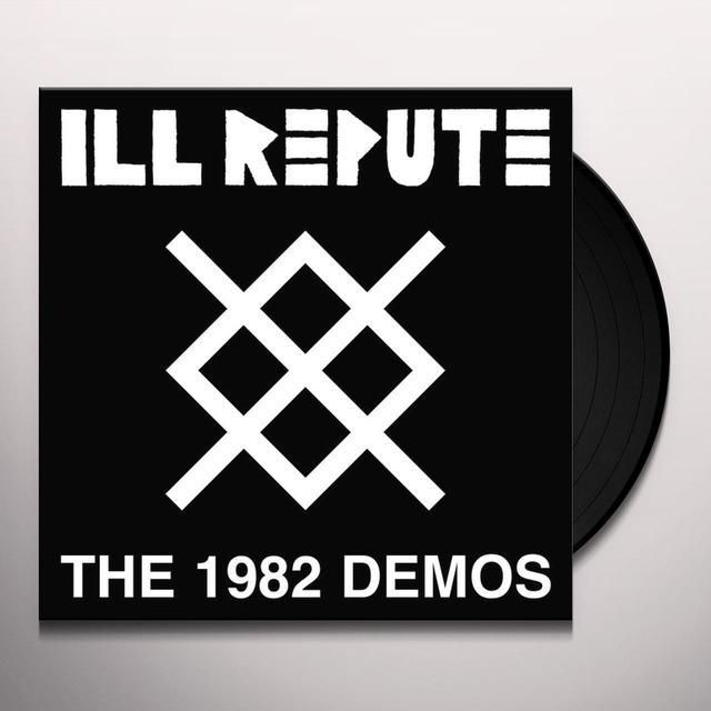 Ill Repute 1982 DEMOS Vinyl Record