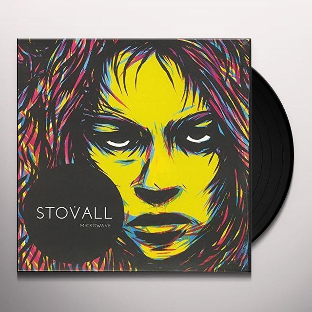 Microwave STOVALL Vinyl Record