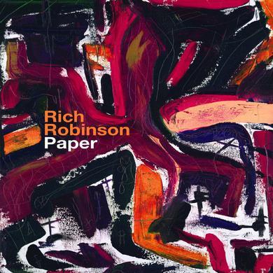Rich Robinson PAPER Vinyl Record