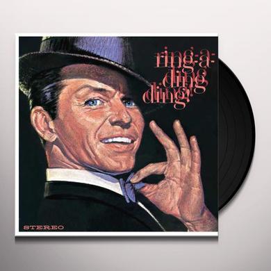 Frank Sinatra RING-A-DING DING Vinyl Record
