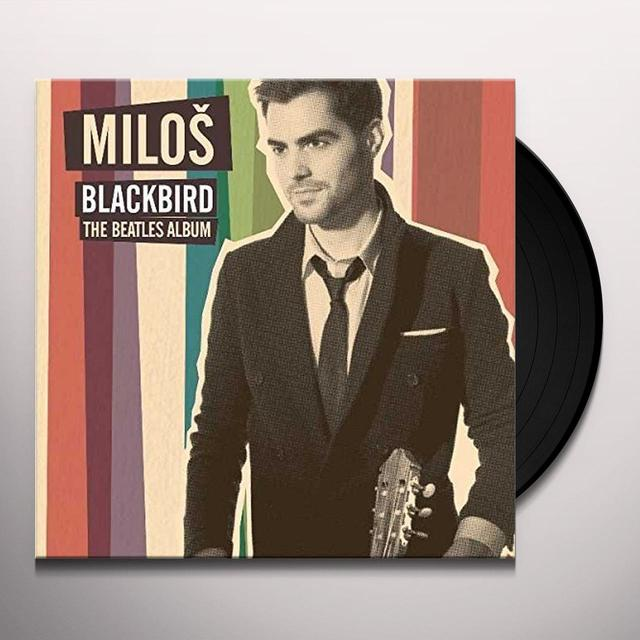 Milos Karadaglic BLACKBIRD: THE BEATLES ALBUM Vinyl Record