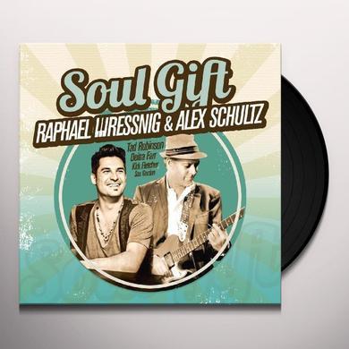 Raphael Wressnig SOUL GIFT Vinyl Record