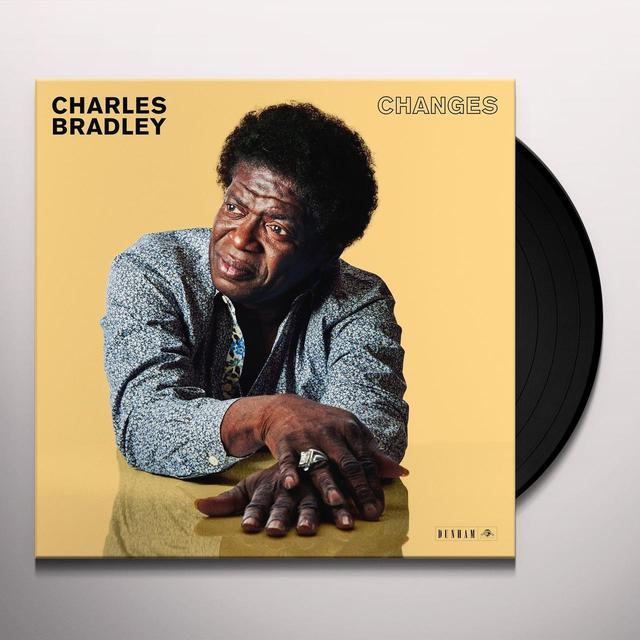Charles Bradley CHANGES Vinyl Record