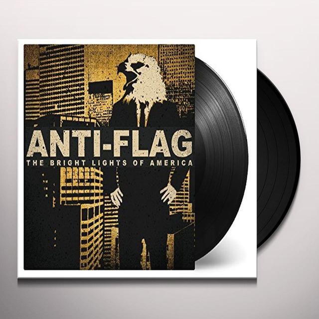 Anti-Flag BRIGHT LIGHTS OF AMERICA Vinyl Record - Holland Import