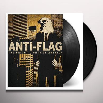 Anti-Flag BRIGHT LIGHTS OF AMERICA Vinyl Record - Holland Import
