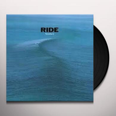 Ride NOWHERE (25TH ANNIVERSARY EDITION) Vinyl Record - Anniversary Edition, UK Release