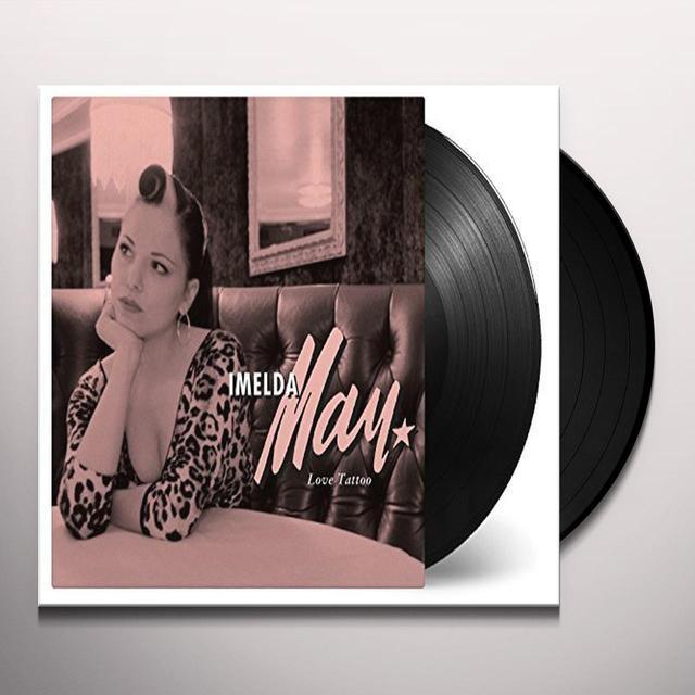 Imelda May LOVE TATTOO Vinyl Record - Holland Import