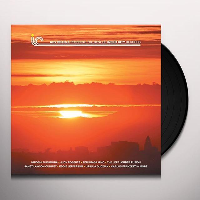 KEV BEADLE PRESENTS BEST OF INNER CITY RECORDS Vinyl Record
