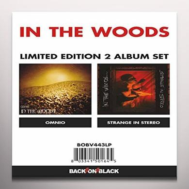 In The Woods OMNIO /STRANGE IN STEREO Vinyl Record - Colored Vinyl, 180 Gram Pressing, Red Vinyl, UK Import