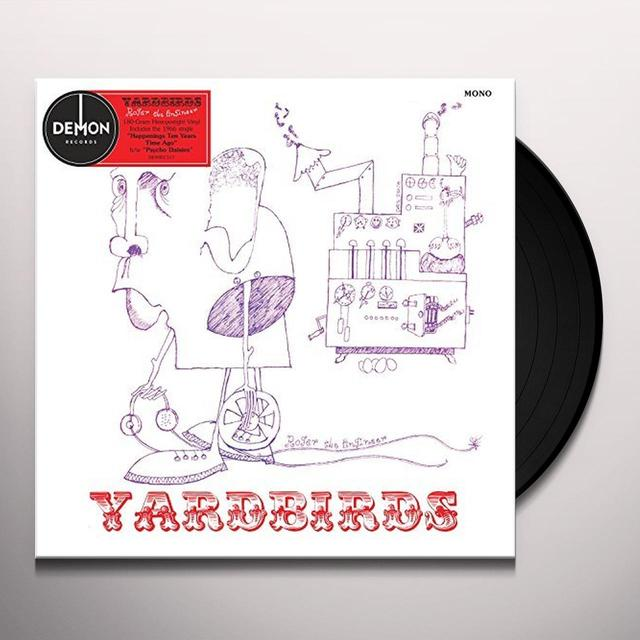 The Yardbirds ROGER THE ENGINEER Vinyl Record - UK Import