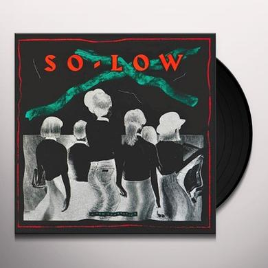 SO LOW / VARIOUS (OGV) (UK) SO LOW / VARIOUS Vinyl Record