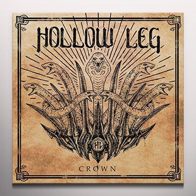 HOLLOW LEG CROWN Vinyl Record - Colored Vinyl, Limited Edition, Italy Import