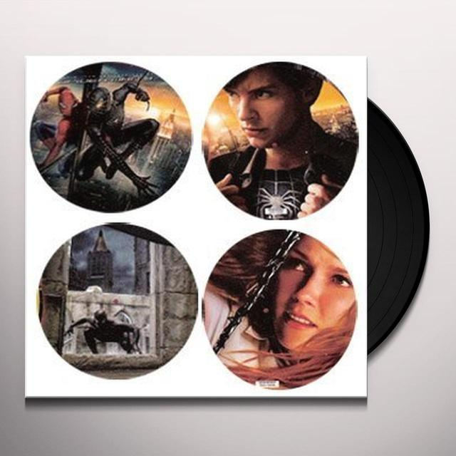 SPIDERMAN 3 SET 4 / VARIOUS Vinyl Record
