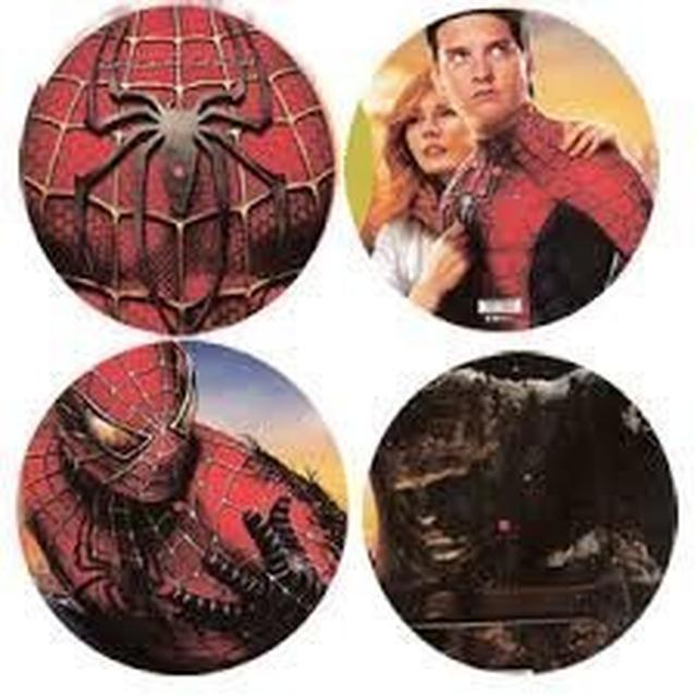 SPIDERMAN 3 SET 2 / VARIOUS Vinyl Record