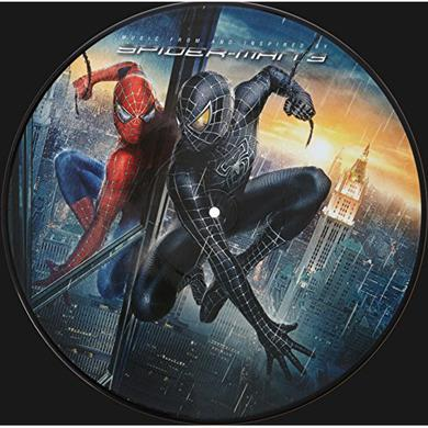SPIDERMAN 3 SET 3 / VARIOUS Vinyl Record