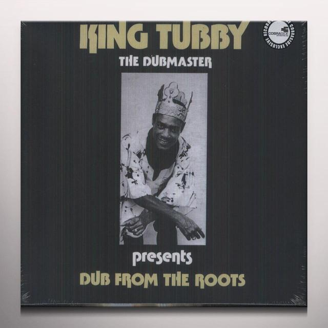 King Tubby DUB FROM THE ROOTS   (BOX) Vinyl Record - 10 Inch Single, Colored Vinyl