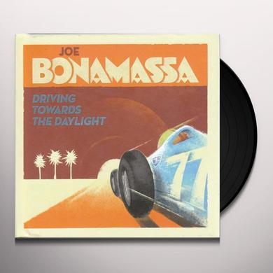 Joe Bonamassa DRIVING TOWARDS THE DAYLIGHT Vinyl Record - Gatefold Sleeve
