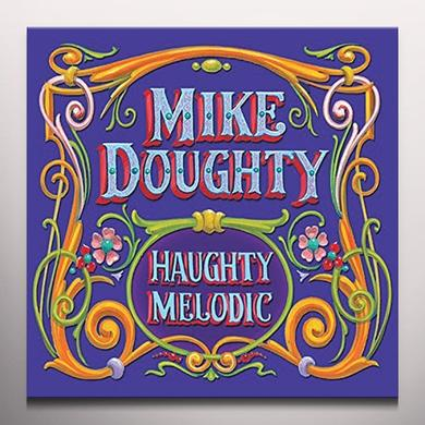 Mike Doughty HAUGHTY MELODIC Vinyl Record - Clear Vinyl, Orange Vinyl, Purple Vinyl, Deluxe Edition, Remastered