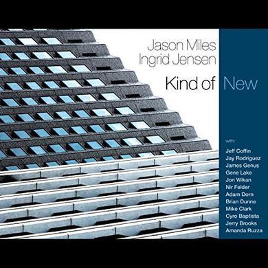 Jason Miles / Ingrid Jensen / Jay Rodriguez KIND OF NEW Vinyl Record