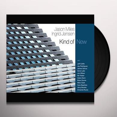 Jason Miles / Ingrid Jensen / Jay Rodriguez KIND OF NEW Vinyl Record