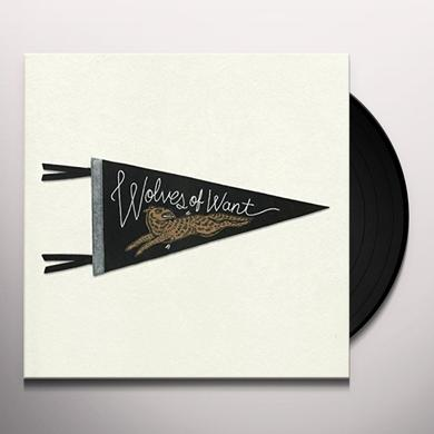 Bent Shapes WOLVES OF WANT Vinyl Record